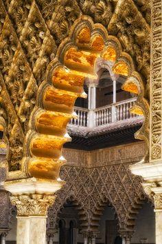 Moorish Arch by Ben Hearthside on 500px
