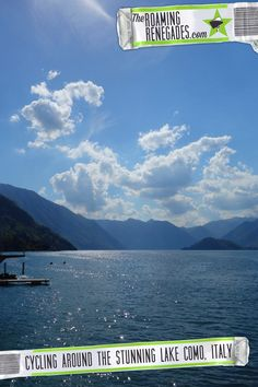 A day cycling around stunning LAKE COMO from Milan!