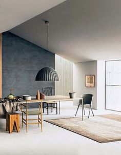 welcoming fall: grey interiors.
