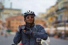 Il bello della bicicletta…. per un ciclista freelance. Chi è   #viaggi in bici