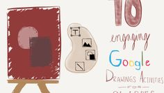 10 engaging Google Drawings activities for classes