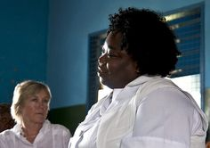 Midwife Matilda at Saint Martin De Porres Hospital (2) by Knowyourstatus, via Flickr