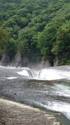 Hallog by Haltak @ satellites Fukiware Falls Numata Gunma