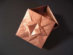 A box for Lorenzo by Mélisande*, via Flickr