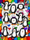 Penguin Party Clipart Bundle