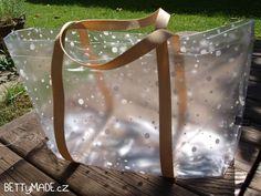 Igelitka / plastic bag tutorial