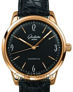Glashutte Original 20th Century Vintage Sixties Men's Watch. Available through our Brand Name Watches auction, live now!