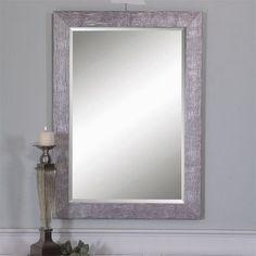 Uttermost Tarek Silver Mirror