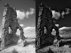 Consigue un efecto dramático en Photoshop con la acción Spooky