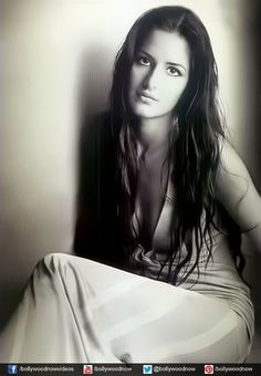 A pic of the gorgeous Katrina Kaif from her modelling days!