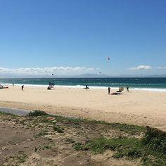 Valdevaqueros beach today