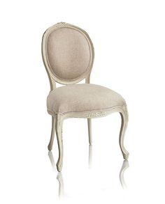 Madera de Caoba El precio de la silla incluye el tapizado de la imagen. Existe la posibilidad de realizar la silla con un tapizado de tela cliente o de tela PortobelloStreet.es. Consultenos en info@portobellostreet.es Silla,Lorient,Celine,tapizado,tela... Eur:336 / $446.88