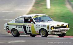 Holden TX-TC-TD Gemini: How Brocky and the Geminis blitzed Bathurst - Shannons Club Motor Sport, Good Old, Touring, Race Cars, Automobile, Wheels, Racing, Australia, Bike
