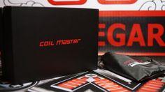 Coil Master 521 Tab, Coiling Kit V3, Mat