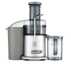 "Breville Juice Fountain Plus, $149.99. This was the one used in the movie ""Fat, Sick & Nearly Dead""."