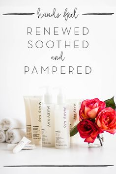 Brisk fall and winter weather can lead to chapped hands! Keep them satin-smooth with the Satin Hands® Pampering Set. | Mary Kay