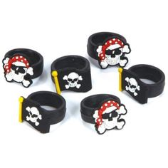 Costumes 204168 Rubber Pirate Ring * Find out more about the great product at the image link. (This is an affiliate link) #NoveltyGagToys