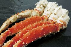 15 Foods That Are Surprisingly High in Sodium: King Crab
