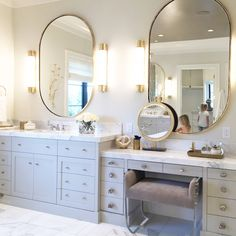 Utah Parade of Homes | featuring the Oxford Bath Sconce by E.F. Chapman | CHD1553