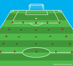 Coaching girls soccer football coaching sessions,good soccer drills for soccer practice equipment,italy soccer soccer dribbling drills. Soccer Practice, Soccer Skills, Soccer Tips, Soccer Games, Play Soccer, Soccer Ball, Youth Soccer, Team Coaching, Soccer Coaching