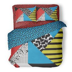 BonLaVie added a new photo. Duvet Cover Sets, Georgia, Quilts, Blanket, Studio, Bed, King, Photos, Products