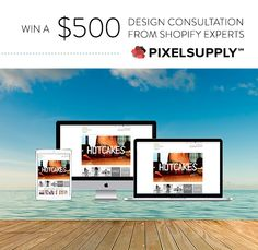 Pixel Supply Design Giveaway – Win $500 in Design Services for your Ecommerce Store