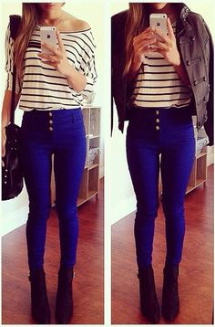 WICKED cute look from Charlotte Russe!