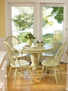 Dining Table by Maine Cottage | Della Dining Table #mainecottage