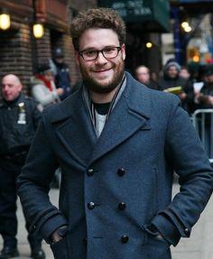 Lovin' that pea coat (2) plus size men | Tumblr