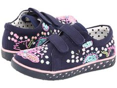 Ragg Toddler Paige Double Velcro Sneaker - http://shoes.goshopinterest.com/girls/sneakers/ragg-toddler-paige-double-velcro-sneaker/