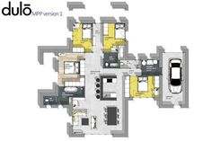 Modèle de maison Harmonie 2 - . Retrouvez tous les types de maison à ...