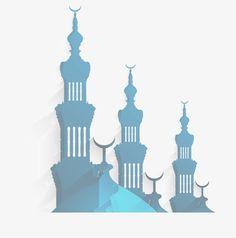 Graphic Design Tutorials, Graphic Design Inspiration, Daily Inspiration, Eid Al Fitr, Mosque Vector, Arabian Decor, Eid Eid, Eid Mubarak, Islamic Art