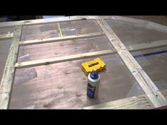 How to Build a Teardrop Camper #2 - Framing the Walls - YouTube