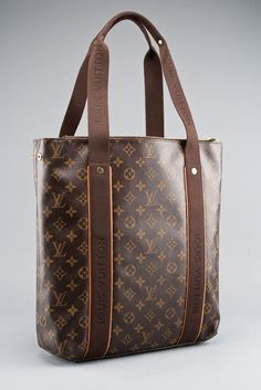Louis Vuitton Monogram Canvas Beaubourg Bag