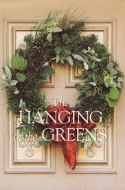 29 Best Hanging Of The Greens Images Merry Christmas Christmas
