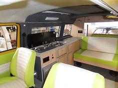 Campervan interior furniture for VW Type 25 (T3) in Campervan & Motorhome Parts | eBay