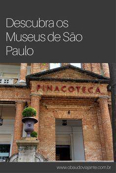 São Paulo é uma cidade cheia de cultura e arte. Por isso visitar seus belos museus é sempre uma boa opção. Listamos 5 museus que você não pode deixar de conhecer na sua próxima viagem à São Paulo.