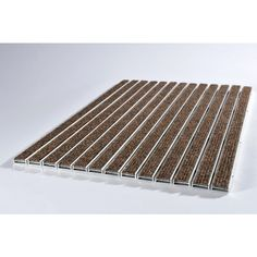 10R Doormat - Brown colour >> http://www.entrancemattingsystems.co.uk/made-to-measure/doormat-10r-5007.html
