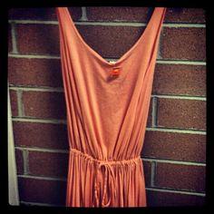 JCrew thrifted dress #goodwill
