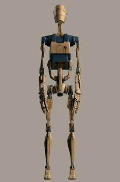 Battle droid pilot