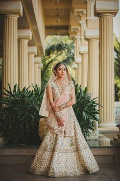 "Photo from album ""Wedding photography"" posted by photographer Good Wed Story Wedding Preparation, Bridal Lehenga, Wedding Photoshoot, Wedding Couples, Pink And Gold, Brides, Sequins, Wedding Photography, Shirt Dress"