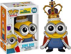 Minion Movie, Minions Despicable Me, Pop Minion, Bob Pop, Cool Pops, Minions Quotes, Pop Vinyl Figures, Funko Pop, Cool Things To Buy