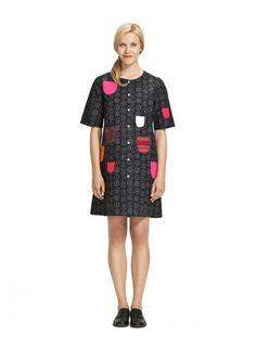 Kihlatasku dress Finnish design by Marimekko © Marimekko via marimekko.fi