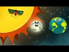 Earth - song and animation - Storybots