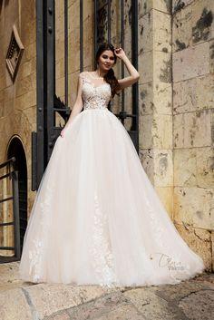 88 best Tina Valerdi Wedding Dresses images on Pinterest | Barcelona ...