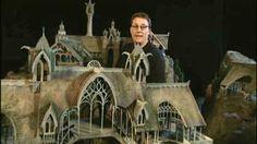 Rivendell scale model