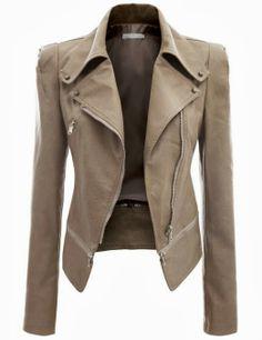 Lather Jacket | Fashion Frenzy