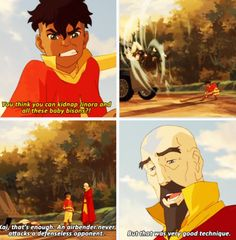 Legend of Korra: good technique Kai And I agree! Kai reminds me a lot of Aang when he air bends. Avatar Aang, Avatar Funny, Avatar The Last Airbender Art, Team Avatar, Avatar Series, Avatar Book, Pokemon, Sneak Attack, Korrasami