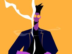 Smoker by Troy Browne