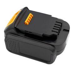 KooPower® 14,4V 3,0Ah Tools Li-ion Batterie Accumulateur Pour DeWalt DCB140, XR DCB140-XJ ; DCB141, DCB-141-XJ; DCB142, DCB142-XJ Koopower http://www.amazon.fr/dp/B00HE7CJLK/ref=cm_sw_r_pi_dp_pJrAvb0YQXVPV